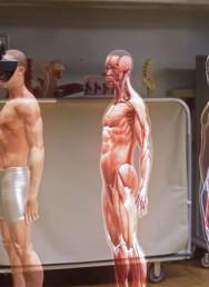 Windows 10 | HoloLens και… το ανθρώπινο σώμα