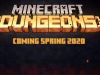 E3 2019:  Minecraft Dungeons