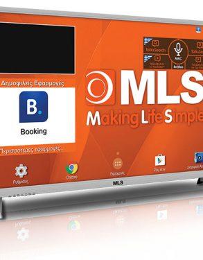 MLS Super Smart Τηλεοράσεις