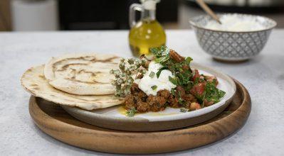 Μελιτζάνες με κιμά στο τηγάνι – Κουζίνα: Μαζί με τον Ανδρέα και την Ελένη