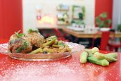 Κεφτέδες με Μπάμιες – Chef στην Πρίζα