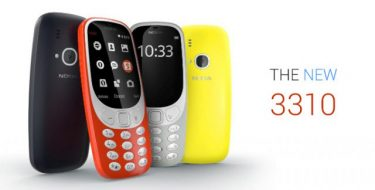 MWC 17: Nokia 3310 – To come back που όλοι περίμεναν.