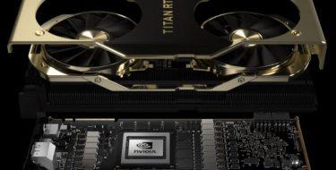 Titan RTX: Η ταχύτερη κάρτα γραφικών στον κόσμο, από την Nvidia