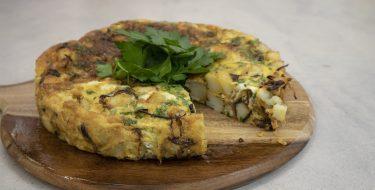Ισπανική Ομελέτα – Κουζίνα: Ιστορίες με τον Ανδρέα Λαγό