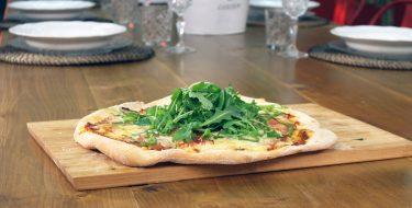 Πίτσα – Γιώργος Τσούλης – Chef στην Πρίζα