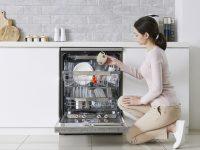 Νέα σύγχρονης τεχνολογίας πλυντήρια πιάτων από την LG