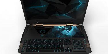 Gaming laptop κυρτή οθόνη, γίνεται; Κι όμως η Αcer τα κατάφερε με το Predator 21X