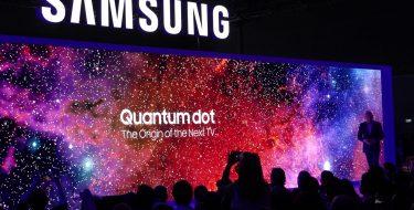 """IFA 2016: Η 88αρά 4Κ TV Quantum Dot (KS9800) της Samsung είναι το """"μέλλον"""" στις smart τηλεοράσεις!"""