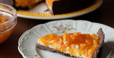 Τάρτα με μαρμελάδα πορτοκάλι από τον Άκη Πετρετζίκη