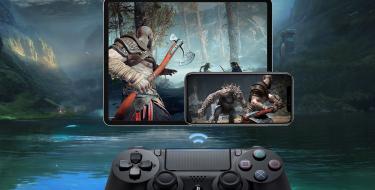 Απομακρυσμένο παιχνίδι PS4
