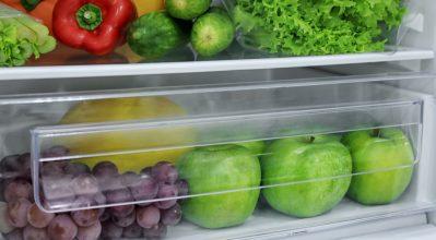 Φύλαξε τα ευπαθή τρόφιμα στα ειδικά συρτάρια των ψυγείων Full No Frost και διατήρησέ τα για διπλάσιο χρόνο.