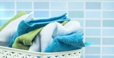 Η κατάλληλη φροντίδα για τις πετσέτες του μπάνιου