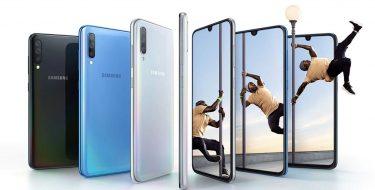 Έρχεται το Samsung Galaxy A70 με οθόνη 6,7 ιντσών και τριπλή κάμερα