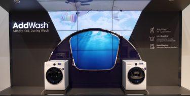 IFA 2016: Τα νέα πλυντήρια της σειράς AddWash της Samsung, προσφέρουν άνεση και καινοτομία!