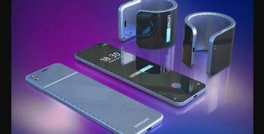 Η Samsung ετοιμάζει αναδιπλούμενο smartphone που φοριέται στον καρπό