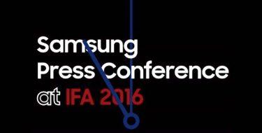 To Samsung Gear S3 έρχεται την 1η Σεπτεμβρίου στην IFA 2016!