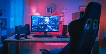 Δημιούργησε ένα εργονομικό gaming setup