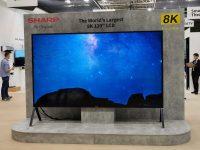 IFA 2019: Η μεγαλύτερη 8K LCD τηλεόραση ανήκει πλέον στη Sharp