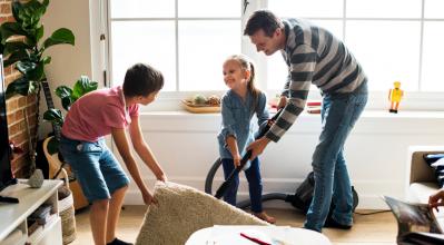 Έξι πράγματα που ξεχνάμε στην καθαριότητα του σπιτιού