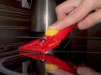 Πώς καθαρίζω σωστά την κεραμική εστία