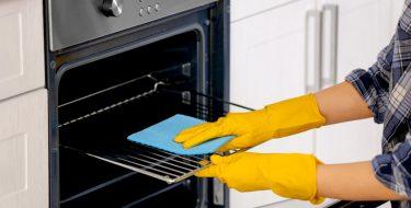 Πώς να κάνεις το φούρνο σου να λάμπει!