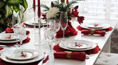 Οι καλύτερες ιδέες διακόσμησης του γιορτινού τραπεζιού!