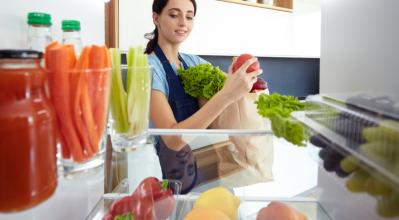 Πώς συντηρούμε τα τρόφιμα για περισσότερο χρόνο στο ψυγείο