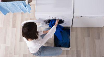 Πώς λειτουργεί το πλυντήριο ρούχων