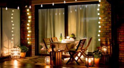 Οι απαραίτητες συσκευές για μαγικές καλοκαιρινές βραδιές στη βεράντα!