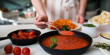 Δέκα μυστικά για αρχάριους στην κουζίνα