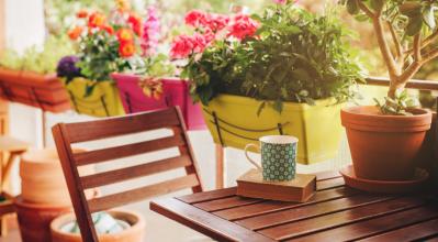 Ετοίμασε τη βεράντα σου για το καλοκαίρι