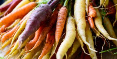 Καρότο: χρωματιστό και ωφέλιμο λαχανικό