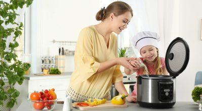 Μικροσυσκευές κουζίνας για υγιεινό μαγείρεμα