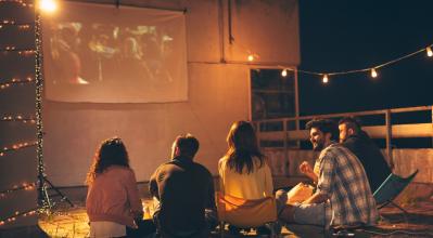 Απόλαυσε θερινό σινεμά σπίτι σου!
