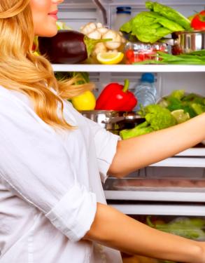 Αξιοποίησε τα ειδικά συρτάρια των ψυγείων για ν' αυξήσεις το χρόνο συντήρησης των τροφίμων!