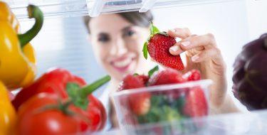 Τοποθέτησε σωστά τα τρόφιμα στο ψυγείο