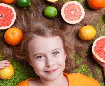 Φρούτα και λαχανικά στην παιδική διατροφή