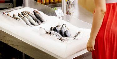 Πώς ξεχωρίζω το φρέσκο ψάρι;