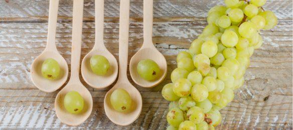 Γλυκές και αλμυρές συνταγές με σταφύλια