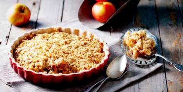 Η συνταγή για να φτιάξεις την τέλεια μηλόπιτα!