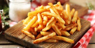 Οι τέλειες τηγανιτές πατάτες