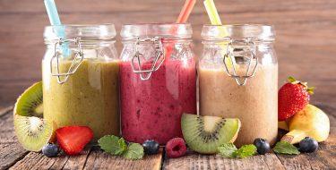 Smoothies και Υγιεινή Διατροφή
