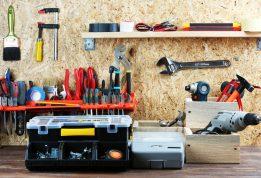 Οργάνωσε τα εργαλεία σου