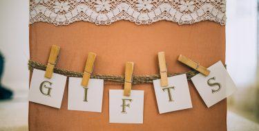 Ιδέες και προτάσεις για γαμήλια δώρα