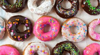 Ντόνατς: ιδανική επιλογή για πάρτι!