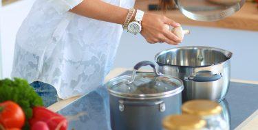 Οικονομικό και υγιεινό μαγείρεμα με κατσαρόλα