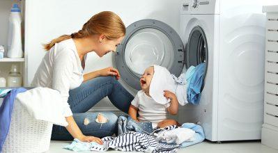 Τα οφέλη των νέων τεχνολογιών στο πλυντήριο ρούχων