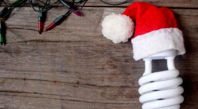8 εορταστικά tips για τη μείωση της κατανάλωσης ενέργειας!