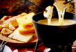 Φοντί τυριών με καπνιστή γεύση