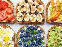 Υγιεινά τοστ πρωινού για όλα τα γούστα